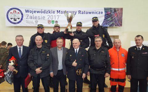 Sukces Toruńskich Ratowników