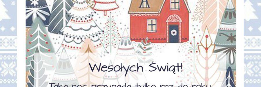 Życzenia Bożego Narodzenia i Nowego Roku