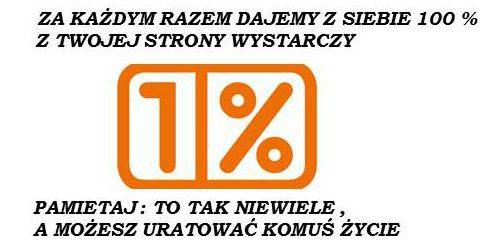 1 % Podatku dla WOPR